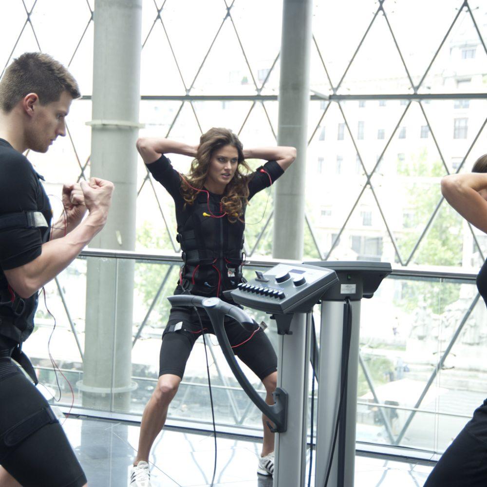 Bodytec voor modern en effectief sporten